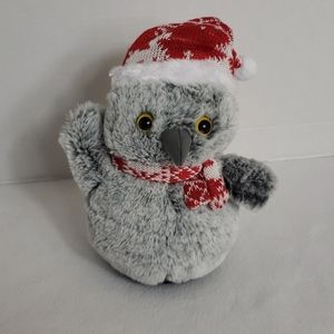 Department 56 Christmas Animated Singing Owl, NEW